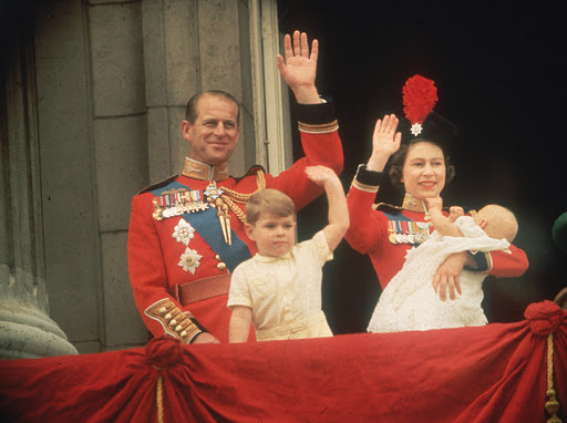 0 History of Trooping the Colour Royals Queen Elizabeth II and Prince PhillipsPhoto (C) Getty Images.jpg