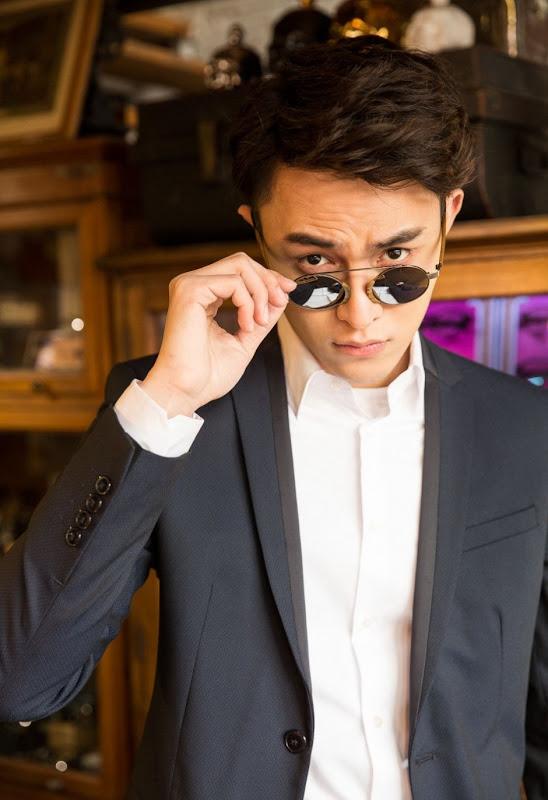 Nie Zihao China Actor