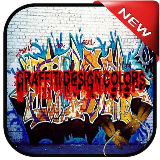 Graffiti Design Colors