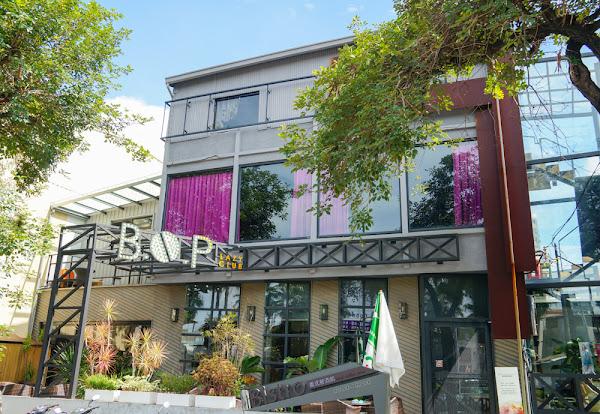 歐式奢華氛圍餐酒館X白天晚上都迷人 午餐下午茶好去處 台南聚餐推薦-BOP Lazy Club