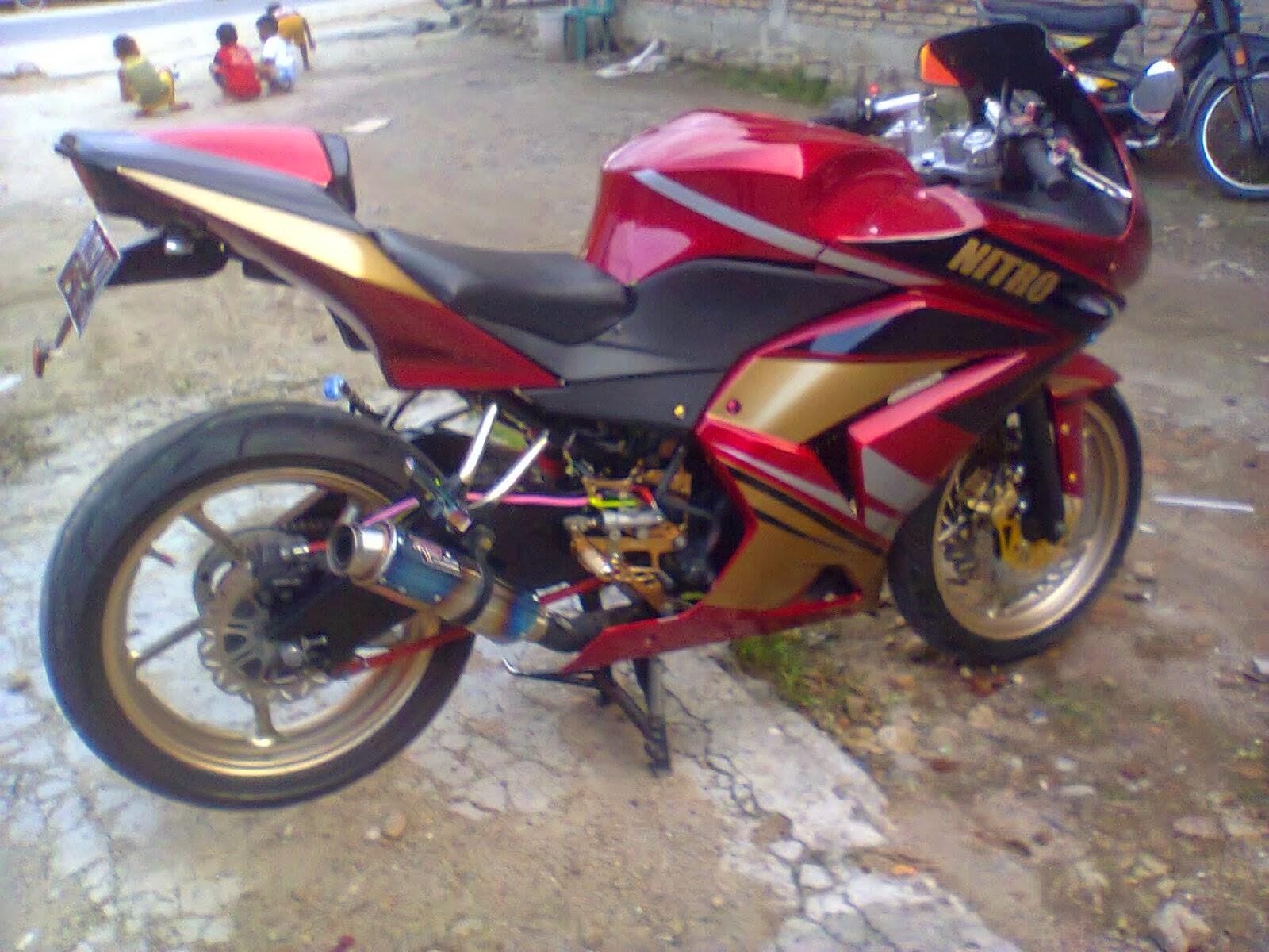 Byson Modifikasi Ninja 250cc