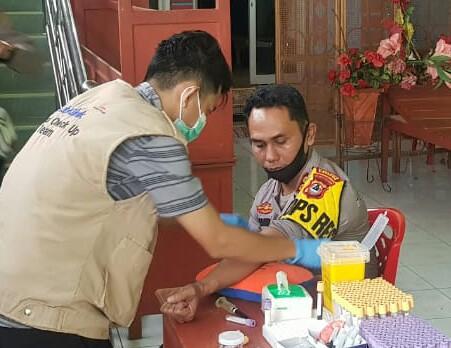 Medical Check Up Bagi Personil, Kabag Sumda Polres Soppeng Beberkan Ini