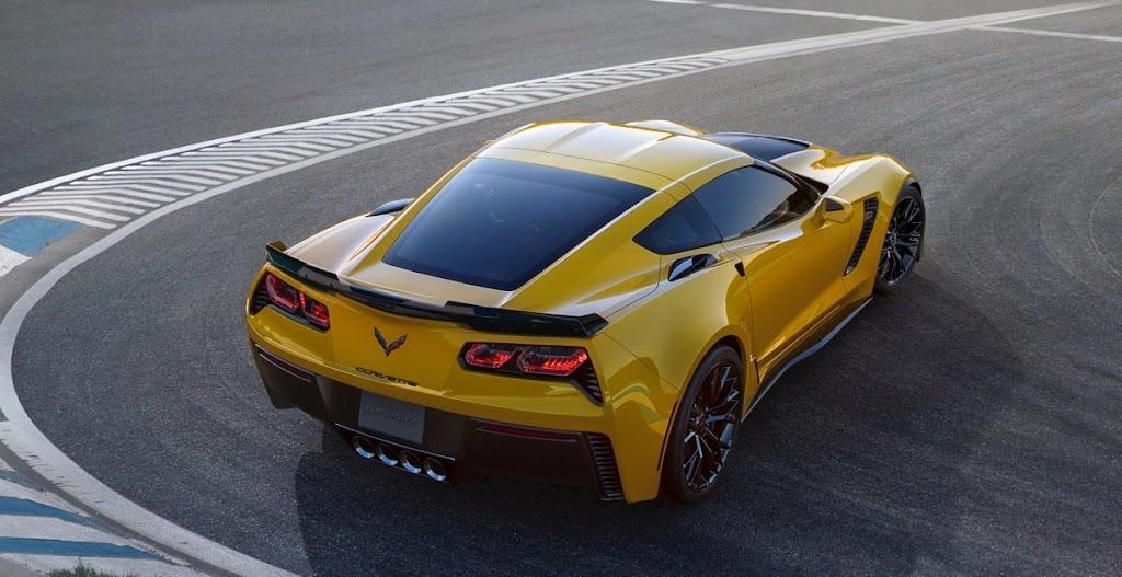 2015 Chevrolet Corvette Z06 06