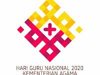Download Logo Hari Guru Nasional 2020