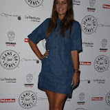 OIC - ENTSIMAGES.COM - Fran Newman-Young at the  Jeans for Genes Day 2015 - launch party in London 2nd September 2015 Photo Mobis Photos/OIC 0203 174 1069