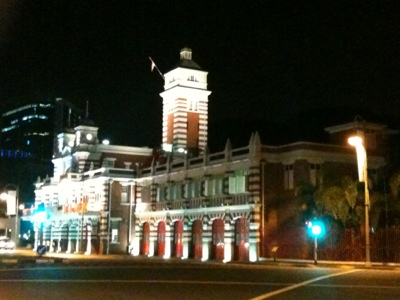 Central Fire Station Singapore Photo 1