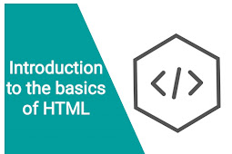 Introduction to the basics of HTML