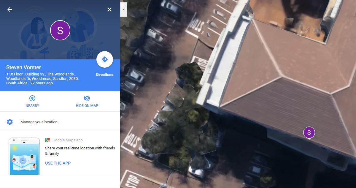 Location Sharing Not Updating Refreshing Google Maps Hilfe