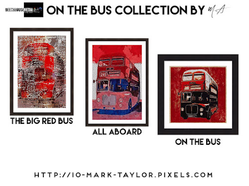 On the bus collection by Mark Taylor