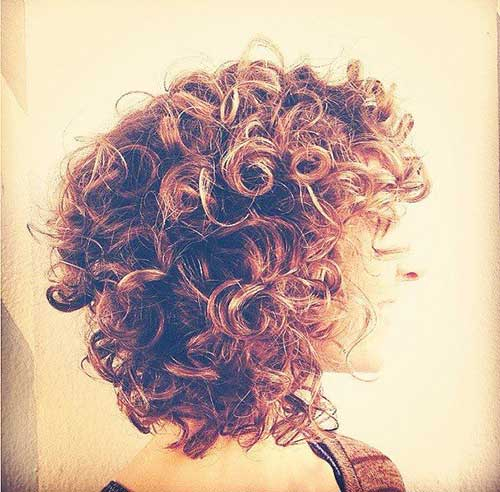 new short curly hairstyles 2017