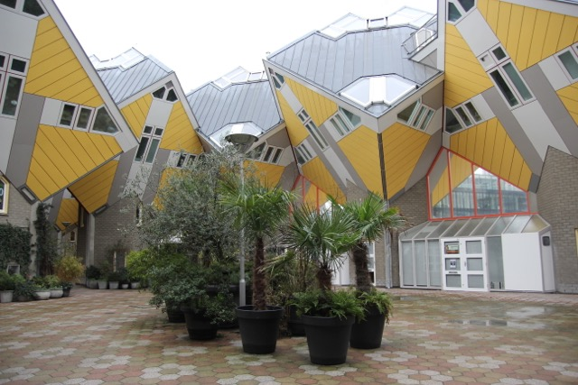 The Cube House, Rotterdam