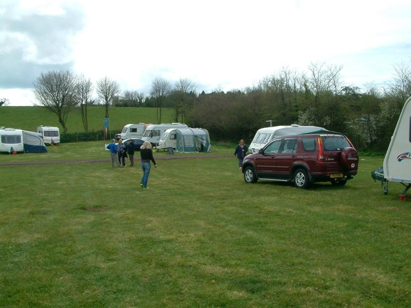Broadleigh Farm (Easter Meet) - April 2009
