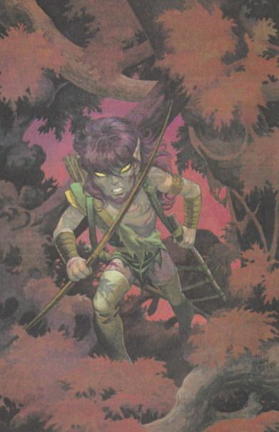 Elfs Quest 01, Magick Warriors 3