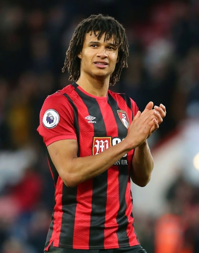 Man City Agrees Deal To Sign Nathan Ake From Bournemouth.