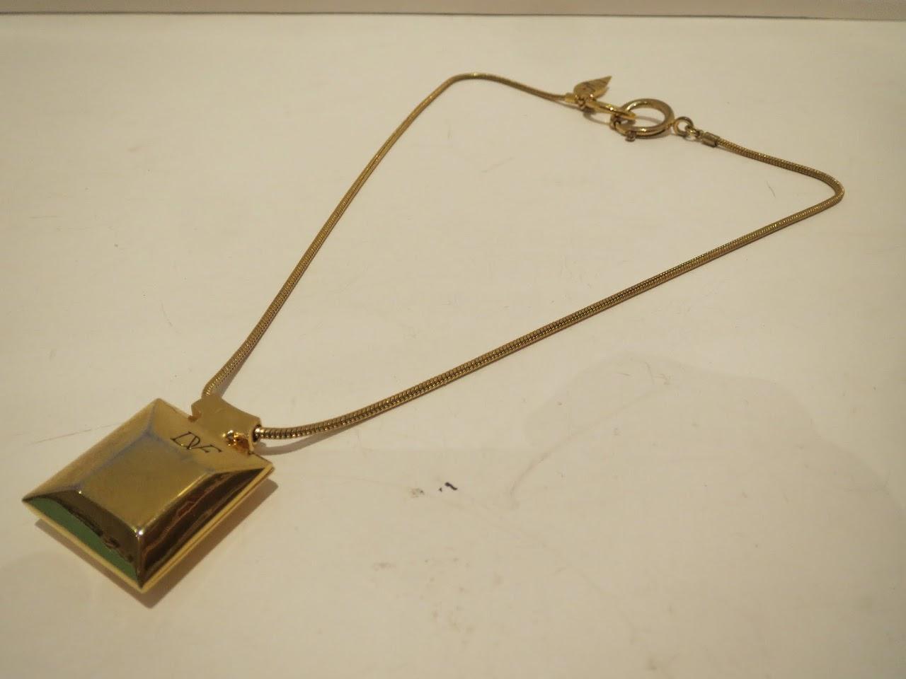 Diane von Furstenberg Necklace