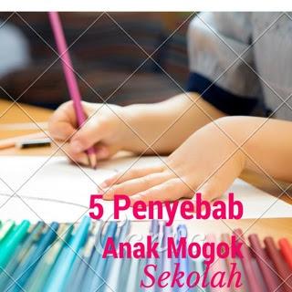 5 Penyebab Anak Mogok Sekolah (Menurut Rafasya ya.. )