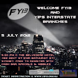 Sydney YIPS branch launch and Welcome FY13 event