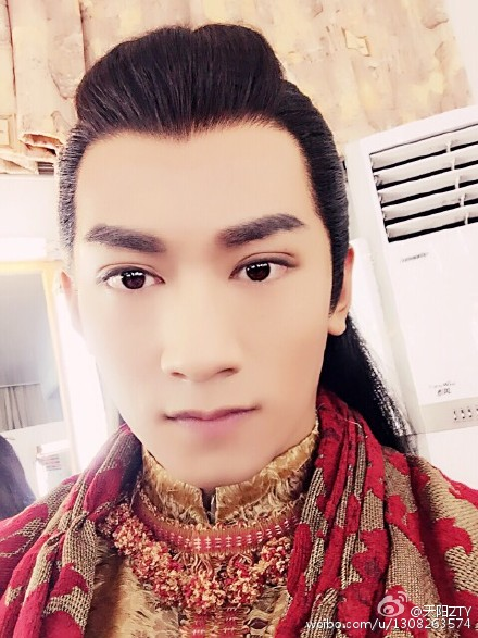 Zhang Tianyang China Actor