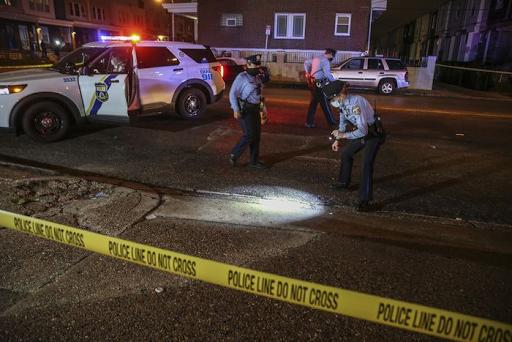 Philadelphia security guard shot multiple times