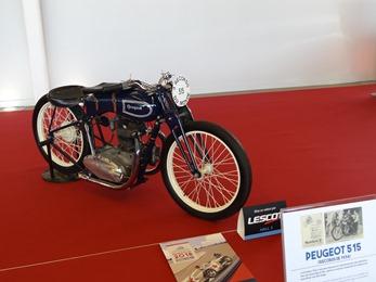 2018.12.11-077 Les Grandes Heures de l'Automobile Peugeot 515 (records de 1934)