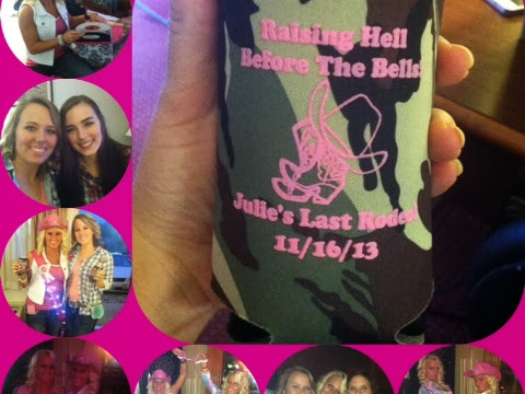 Weekend Recap: Julie's Last Rodeo