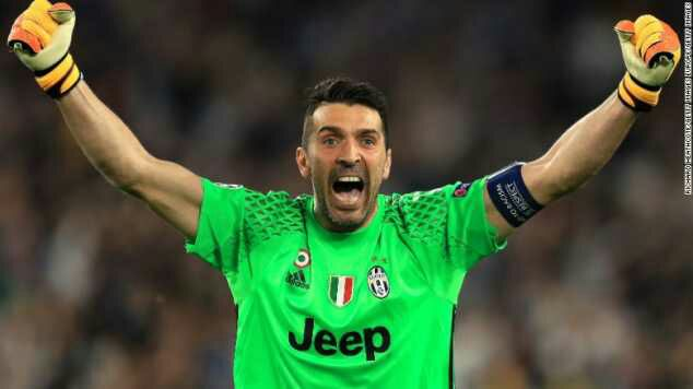 FIFA Best Goalkeeper Of 2017 Buffon Gives Condition For Retiring From Football Next Year