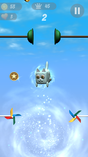 Pets Dash: Tap & Jump  screenshots 1