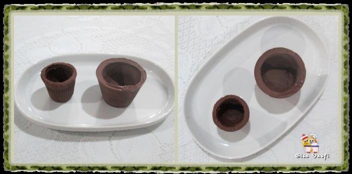 Casquinha e copinho de chocolate 6