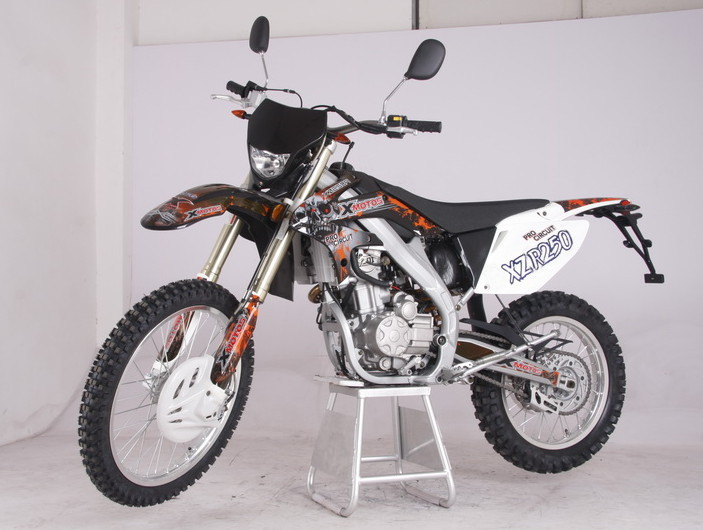 250cc XZR Registerable Dirt Bike ADR Approved for Rego