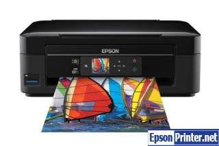 Download Epson Expression Home XP-305 laser printer driver