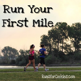 Training plan to run your first mile