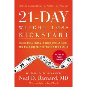 neal barnard weight loss