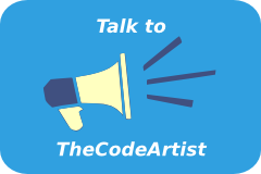 Talk to TheCodeArtist...