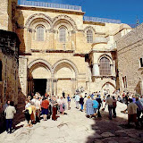 1. Church of the Holy Sepulchre. Old City of Jerusalem