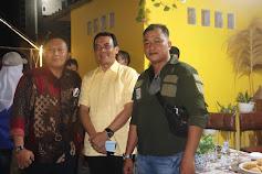 Ketua DPRD Soppeng Hadiri HUT Ke-3 IWO Tahun Keberadaannya di Kota Kalong ini