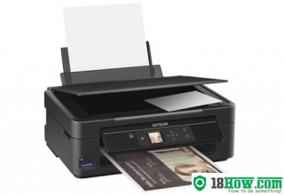 How to Reset Epson ME-535 flashing lights error