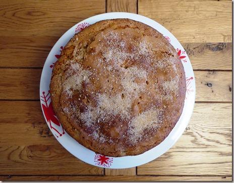 banana and cardamom cake3