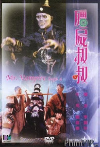 Thiên Sứ Bắt Ma 4 - Mr Vampire Iv poster