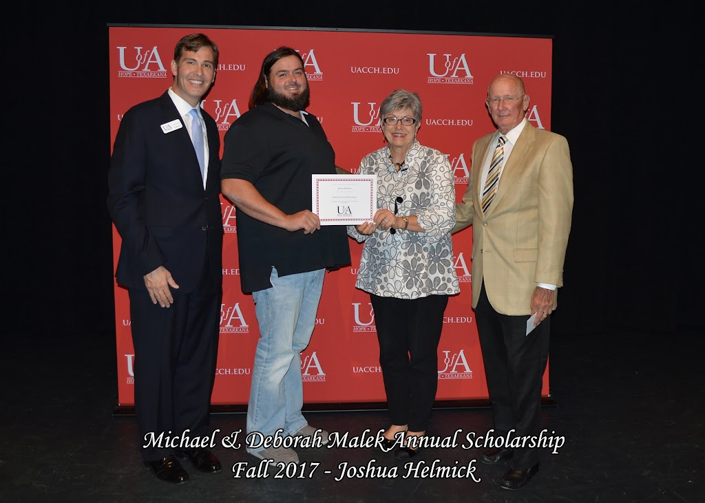Fall 2017 Foundation Scholarship Ceremony - Michael%2B%2526%2BDeborah%2BMalek%2BAnnual.jpg