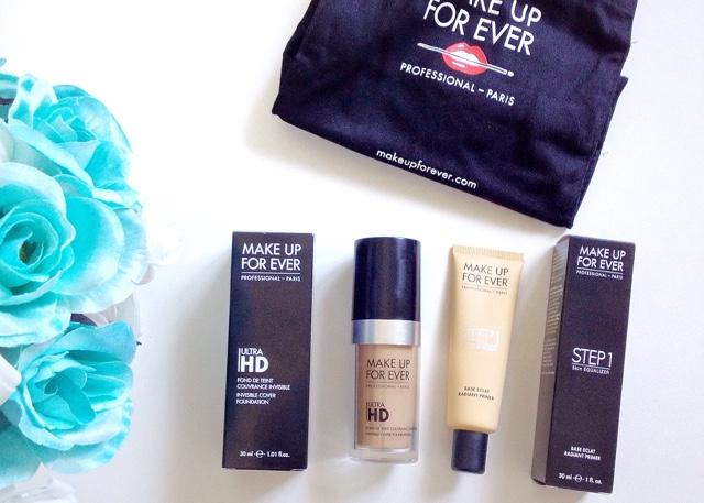 Makeup For Ever Foundation, Step 1 Radiant Primer