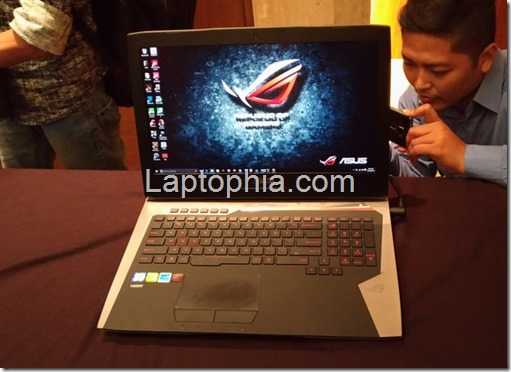 Review Asus ROG G752VS