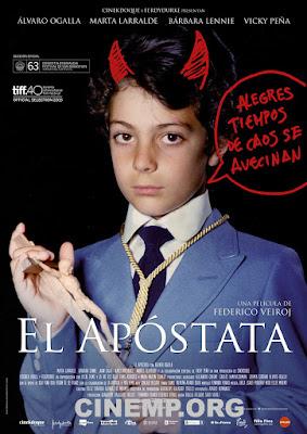El apóstata Poster