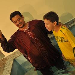 Batismo 3 jul 2010