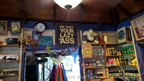 Foxy's Gift Shop - Great Harbour - Jost Van Dyke