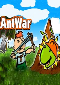 Ant War - Review By Glenn Rice