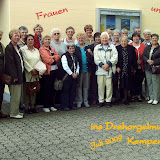 Ausflug des Mütterkreis' ins Drehorgelmuseum