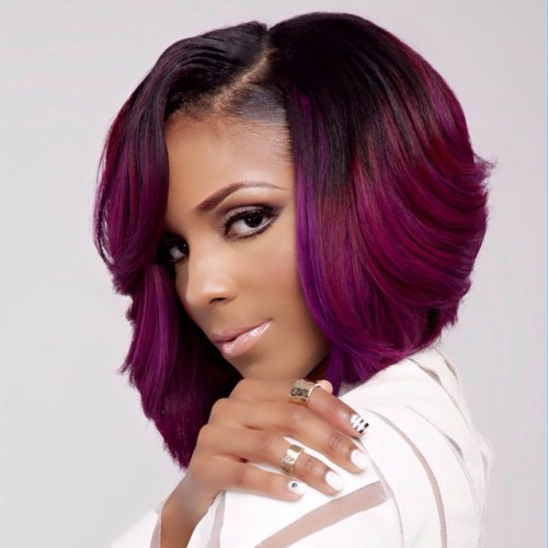 The Best Unboring Styles with Magenta Hair Color By Professional 2017 4