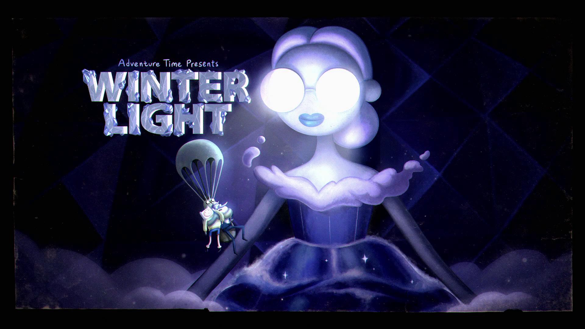 Hora de Aventura - Elementos: Luz do Inverno