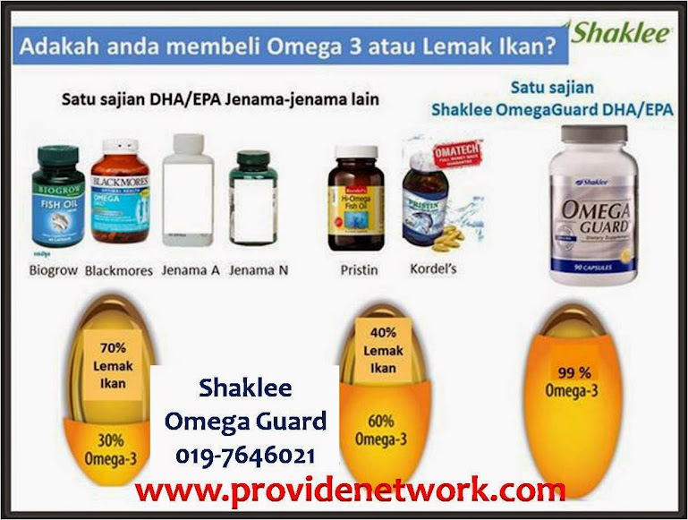minyak ikan tulen