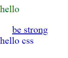 كيفية كتابة كود CSS